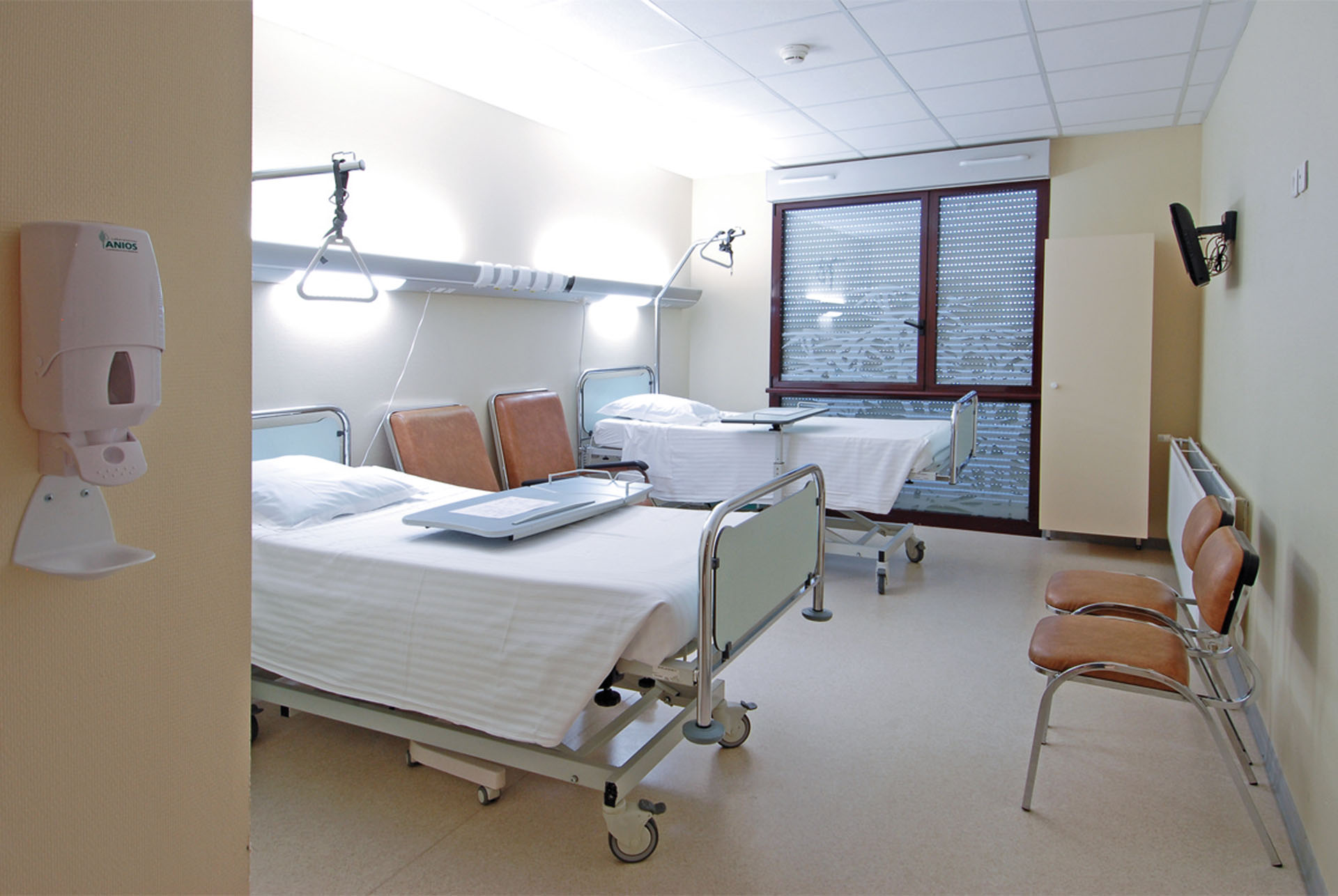 Emejing confidentialite chambre double hopital photos - Confidentialite chambre double hopital ...